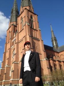 Joakim Holm - Snapsakademiens dirigent